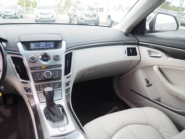 Pre-Owned 2012 Cadillac CTS