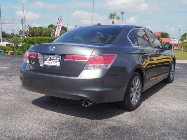 Pre-Owned 2012 Honda Accord 2.4 EX-L