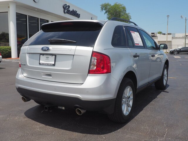 Pre-Owned 2013 Ford Edge SE