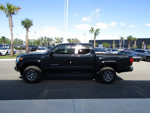 New 2019 Toyota Tacoma Sr5 V6 Truck In Cocoa 16225 Mike