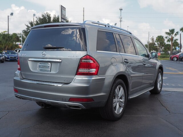 Pre-Owned 2011 Mercedes-Benz GL 350 BlueTEC GL 350 BlueTEC®
