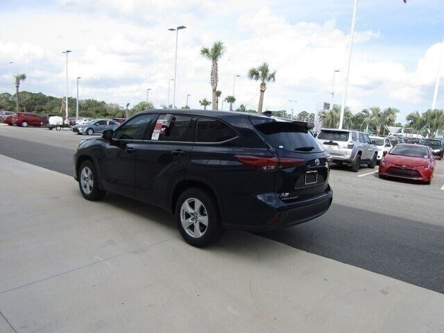 New 2020 Toyota Highlander L