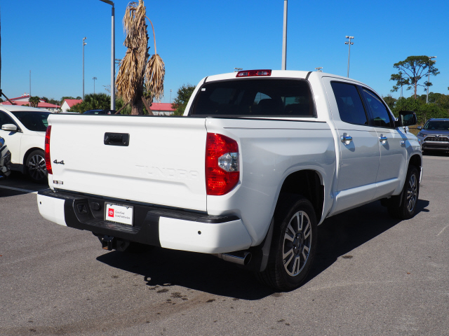 Certified Pre-Owned 2019 Toyota Tundra Platinum