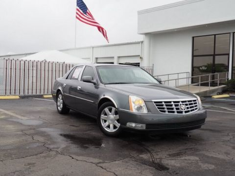 Pre-Owned 2007 Cadillac DTS Luxury I