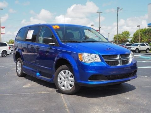 Pre-Owned 2019 Dodge Grand Caravan SE VMI Northstar E Conversion