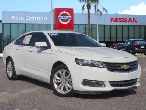 Pre-Owned 2016 Chevrolet Impala LT w/1LT